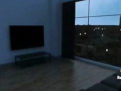 Se folla a hermana mientras duerme animacion 3d