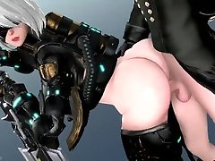Boy fucked beautiful guard girl - 3d cartoon xxx bb sex sex game hentai