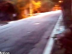 naked dawn on the street