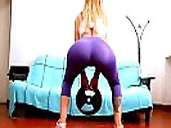 BIG TITS BIG BUTT DEEP baby wepin Sporty Latina in Spandex