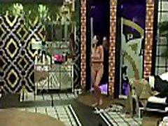 MARNIE SIMPSON - CELEBRITY BIG BROTHER UK - NUDE SHOWER SCENE!