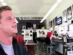 Muscular hunks destroy twinks asshole