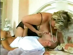 German BBW girl and boy forest fuck fucked
