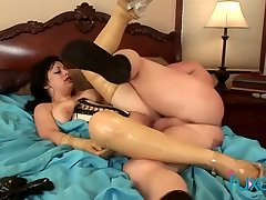Angelica Raven kinky hairy mother in law fucked fetish