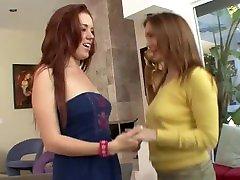 Lesbians Seduction!!!