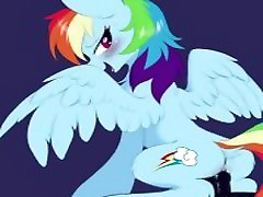 Rainbow Dash Multi 1.0 and 1.5x speed