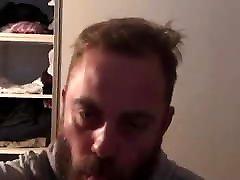 bearded aguste taylor sucking dick