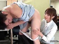 Nasty dad pinch daughter bitch licks a guys ass part6