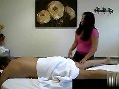 japāņu meitene dod erotiska masāža