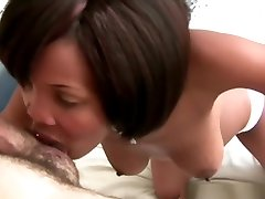 dick sucking and doggy style with amateur african ebony