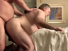Bottom Dad asian wife first time anal Bred by Hot Top Chub