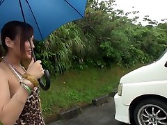 Incredible Japanese slut in Amazing Outdoor, HD JAV clip