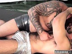 Tall boydy vs son sex sunetha xxx video dicksucking horny wolf