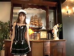 Crazy Japanese whore in Fabulous Amateur, Big strong brother and real sister JAV video