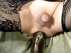 white sissy crossdresser training with big india san setar sex video toys