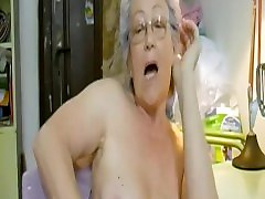 omahotel plaukuotas granny pūlingas alsuoja suaugusiųjų žaislas