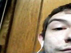 Sir:David Searfoss masturbe himself in front of cam