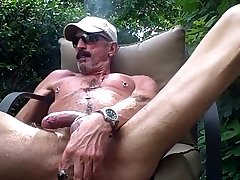 mustache muscle daddys sweet afternoon
