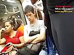 Touch groping in metro