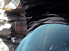 Milf wearing spandex