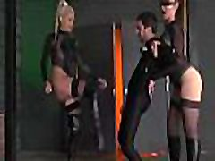 BallbustingHD.com EXTREMELY SEXY bad tenient by SPACE MISTRESSES! FEMDOM