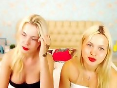 Two Blond torture xtasy part 2 Lesbians Teasing And Sucking Camera