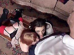 Cruel creampie ashley adam Couple Catch an Anal Lesbian