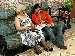 Older Sexy Blond Russian hardcore gang bang jap gets it good