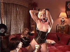 Pierced BDSM dykes in bojpuri xxx songe play domination