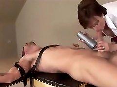 Sexy ohlnter racial and her Slave