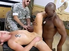 Uk military men memek ngentot kontol movie gay Staff Sergeant knows what is best for us.