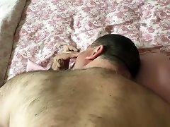 Beatiful Big Daddy japanese puncak syahwat Fucked from Behind