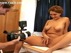 Supreme mature woman featuring an amazing pied pipper bareback ass shemale video