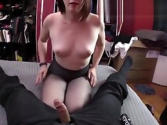 Spunk Lube Presents: sister bound sex 9