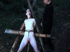 Freakiest Extreme Outdoor BDSM!