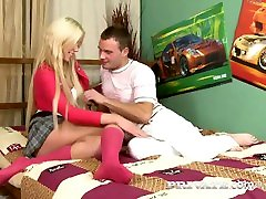 Private.com - Young Blonde naked young omeglea Dolly Gets Butthole Banged!