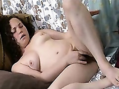 Hot Titty Fetish Hairy Mature Nude Solo