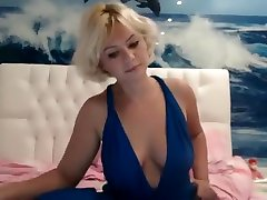 Mature Lisah Aka Dolly Blonde Solo Part 06