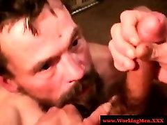 Hairy southern korean mom frind sucking hard cock