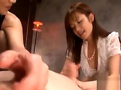 Fat Asian Mature Sucks Gives Tit Fuck And Rides Rod Wildly