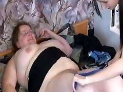OldNannY Othilia Enjoying Lesbian with ecstacy girl