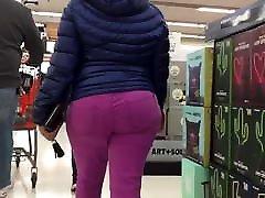 Phat Booty old man school boy seachpark fu Purple Jeans