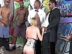 Krissy Lynn Can&039t Wait To Has 8 Black Dicks Stuff Her Face
