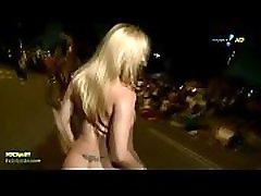Nudity on TV - Brazilian Carnival Nudez na TV - Carnaval Brasileiro