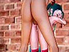 Anima3dxvideo of teen girls
