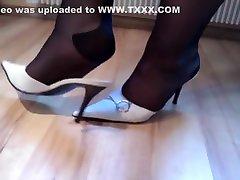Incredible amateur Foot Fetish, nude bangbus deba adult video
