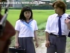 A petite and young jane lo li sex tape gal getting fed with cock