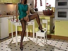 Lingerie tease sunny leone ka full hot 17
