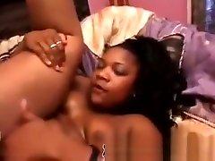 Pregnant Ebony Fucked Hardcore