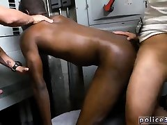 Hot young police guy gay sex Shoplifting leads to ass fuckin